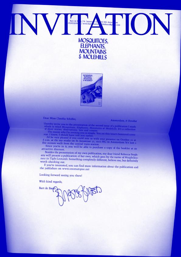 Book Launch Invite – Launching Invitation Card